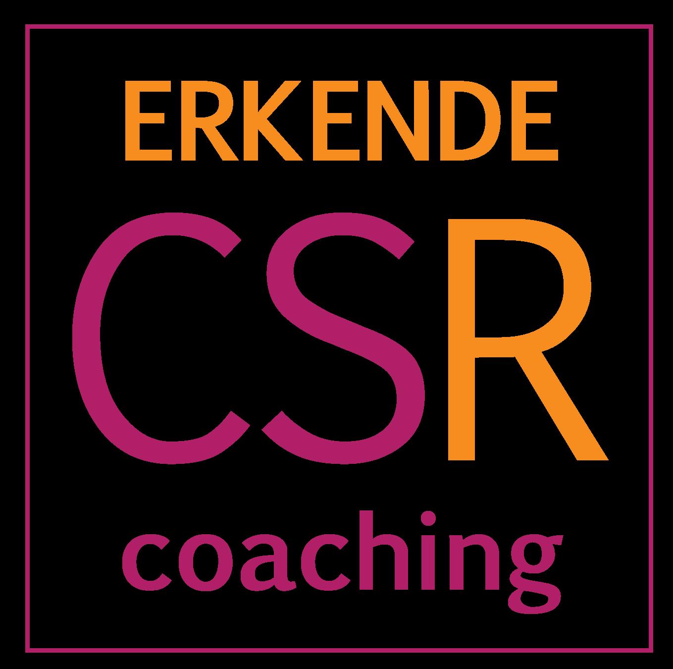 Erkende CSR Coaching